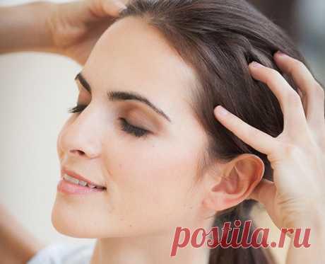 В чем польза солевого пилинга кожи головы