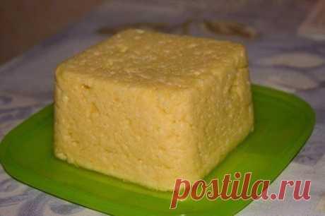 Интересные новости     Домашний сыр