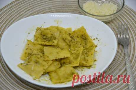 Аньолотти - пошаговый рецепт с фото на Повар.ру