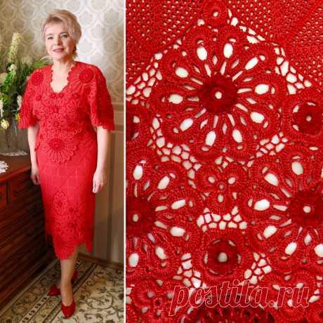 Нарядный летний костюм - Lilia Vignan