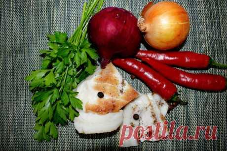 Рецепты засолки сала от Шефмаркет