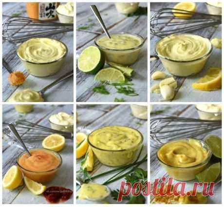 Вкусная и полезная замена майонеза  Итого на 100 грамм 187 ккал Б/Ж/У 13.4 / 16.9 / 5.5  Есть очень много рецептов разных соусов вкусных и более полезных чем майонез, но сегодня рассмотрим один наиболее известный.  Заменяем майонез на соус: 3 ст ложки оливкового масла 1 ст ложка лимонного сока или уксуса (бальзамический, винный, яблочный) 1 ч ложка горчицы 7 ст ложек йогурта или сметаны 10% соль и перец - по вкусу.  Приготовление: 1. Смешиваем до однородной масс...