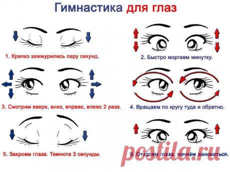 Начала делать несколько упражнений для глаз и сразу же заметила эффект. Зрение стало намного лучше, делюсь. | DashkaTravel | Яндекс Дзен
