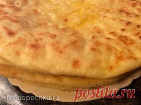 Осетинские пироги с картошкой, адыгейским сыром и домашней брынзой (пиццамейкер Princess 115000) - Хлебопечка.ру