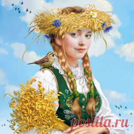 Community of illustrators | Illustrator of Data Doronina Tatyana.