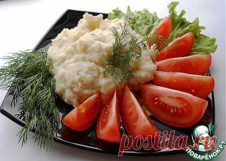 Пюре из корневого сельдерея - кулинарный рецепт