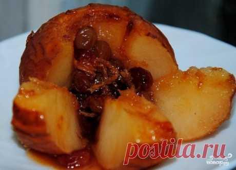 Яблочки в духовке - такие вы точно еще не пробовали!