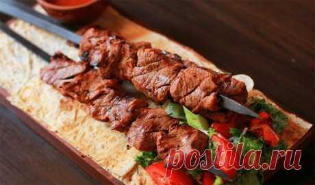 Блюда грузинской кухни, которые обязательно нужно попробовать