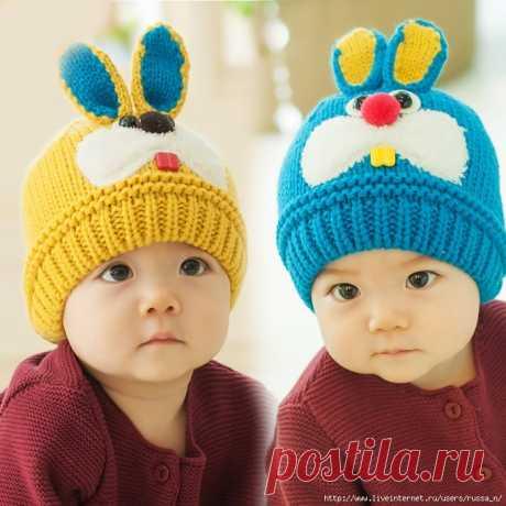 Hats children's spokes.