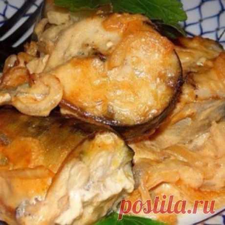 Соус, который сделает из любой рыбы блюдо с неземным вкусом!