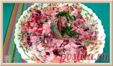 Селедка праздничная рецепт для любого праздничного стола