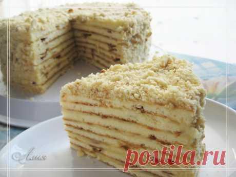 Торт на сковороде от АЛИИ!