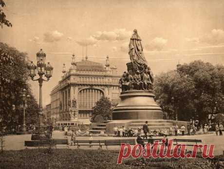 Старый и новый Петербург в фотографиях