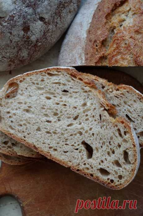 Matchless wheat rye bread