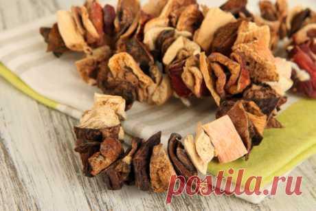 Как использовать сушеные грибы?   Еда и кулинария