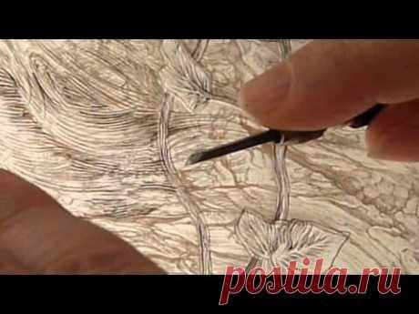 Jean-Pierre DAVID - Graveur sur Plexiglass