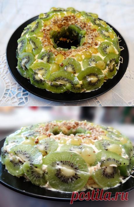 Салат «Изумрудный браслет» - готовлю для всех семейных праздников. Вкусно | Режь, Жарь, Запекай | Яндекс Дзен