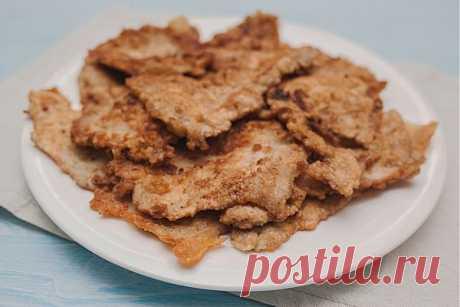 Свиные отбивные к завтраку - KitchenMag.ru