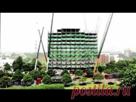 (+1) сообщ - Многоэтажный дом за 136 часов! | МАСТЕРА
