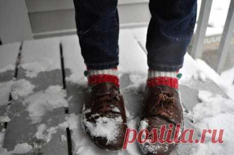 8 правил ухода за зимней обувью. Как защитить свои сапоги от снега и реагентов / на сайте Росконтроль.рф