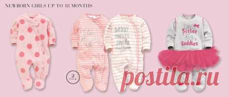 Sweet Dreams   Newborn Girls & Unisex   Girls Clothing   Next Official Site - Page 1