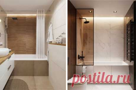 Какую шторку выбрать для ванны, стеклянную или тканевую? Плюсы и минусы   Дизайнер Сергей Кожевников   Яндекс Дзен