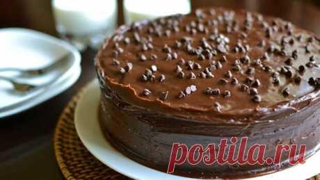 Домашний шоколадный торт: три великолепных рецепта - Вкусные рецепты - медиаплатформа МирТесен Сегодня мы расскажем, как приготовить домашний шоколадный торт тремя способами. Все тортики получаются очень вкусными, поэтому тебе только нужно выбрать, какой рецепт нравится больше, и приготовить. Мы старались подобрать для тебя несложные рецепты. Такие отлично подойдут начинающим