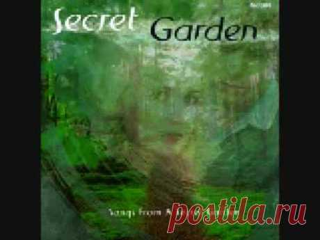 Secret Garden- Song from a Secret Garden - YouTube