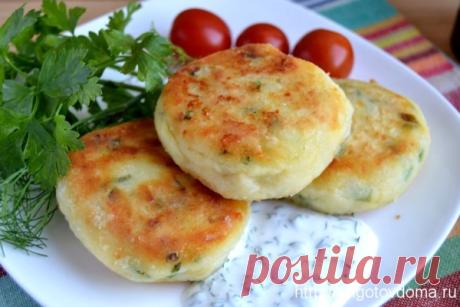 Очень нежные и вкусные биточки из картофеля | Блоги о даче и огороде, рецептах, красоте и правильном питании, рыбалке, ремонте и интерьере