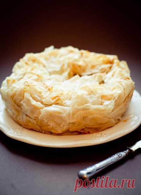 "Яблочный пирог ""Вуаль невесты"" - Life tastes great! — ЖЖ"