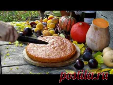 Тыквенный Манник / Лучший десерт Осенью!)