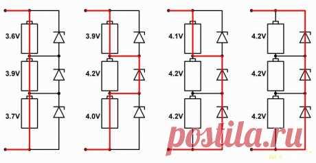 Активный балансир для литиевых батарей, что это такое и зачем он нужен
