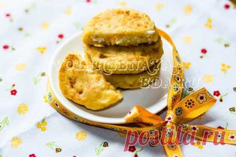 Вкусные сырники (творожники)