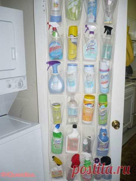 Узнав эти 33 трюка, уборку делать в доме больше не нужно. Невероятно просто!   KaifZona.Ru