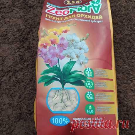 Посадка орхидей в цеолит: одни сплошные плюсы. Проверим, так ли это на самом деле | Ароматный мир цветов | Яндекс Дзен