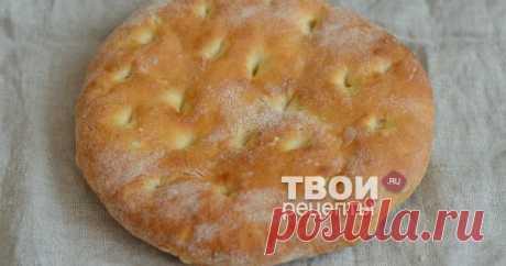 Картофельная фокачча Отличный рецепт!