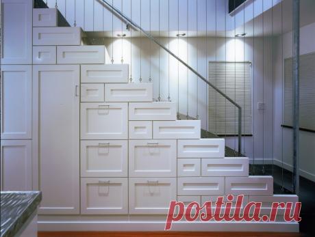 Самые необычные лестницы: где и кем созданы