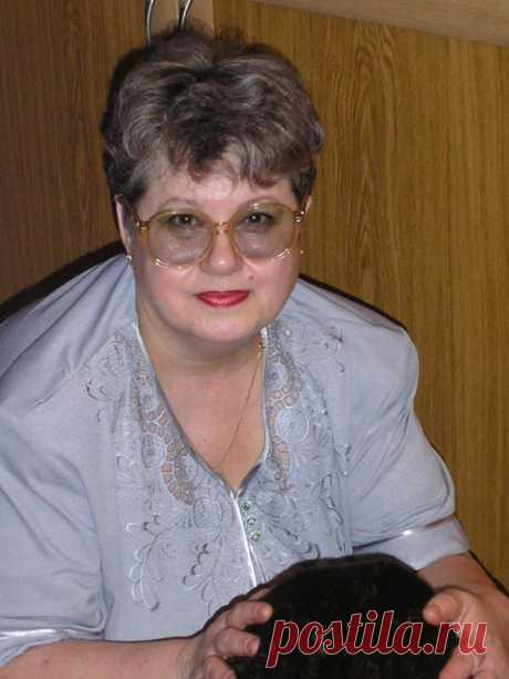 Irina Mihaylovna  Starostina