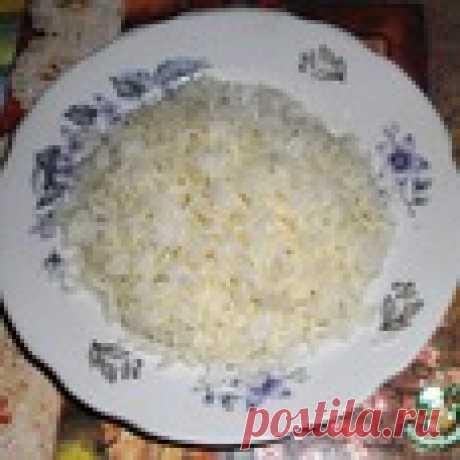 Рис с большой буквы Кулинарный рецепт