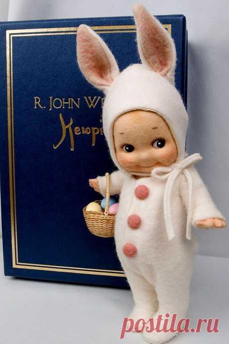 Текстильная кукла мк и выкройки