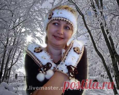 Бибикова Наталия варежки: 10 тыс изображений найдено в Яндекс.Картинках