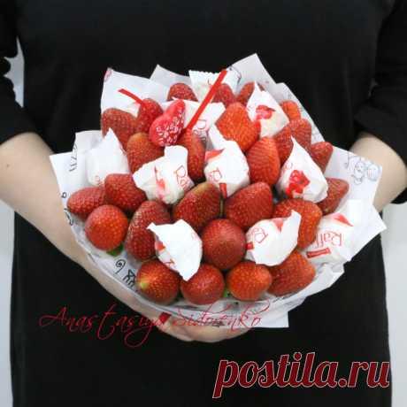 Gallery.ru / Фото #83 - Букеты из фруктов - AnastasiyaSidorenko