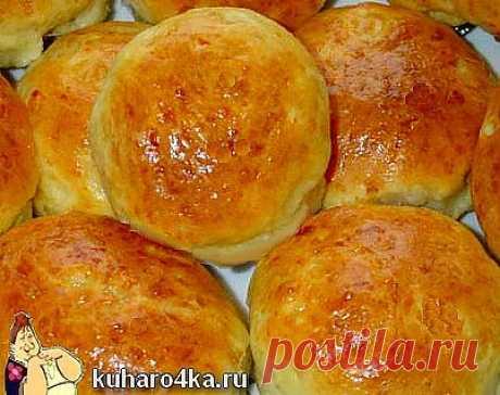 Быстрые творожные булочки - Простые рецепты Овкусе.ру