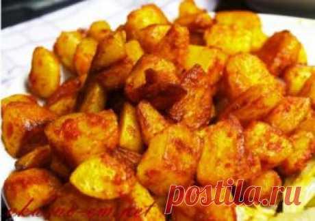 Картофель по - мексикански