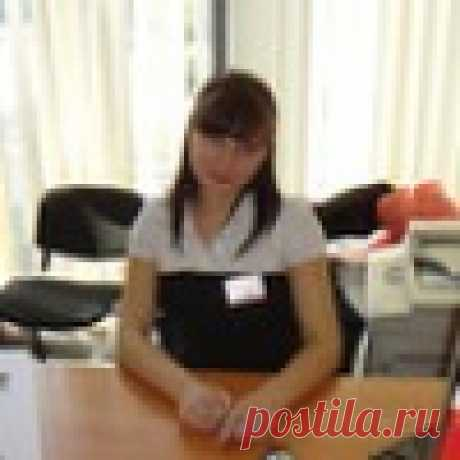 Anastasiya Pereverzeva
