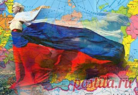 Никогда не воюйте с русскими, или Россия не допустит Содома.