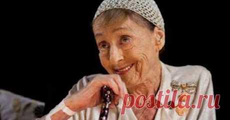 """30 правил питания женщины, которая отлично себя чувствует в 103 года. - Женский журнал """"Красота и здоровье"""""""
