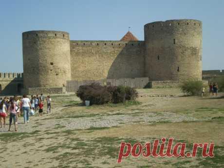 Цитадель Аккерманской крепости