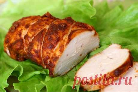 За рецептом этой пастромы из курицы к вам сбегутся все подруги   Polza-vred.su