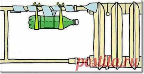 Домашний увлажнитель воздуха | Делаем сами